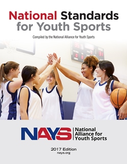 national standards for youth sports