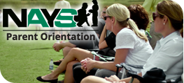 youth sports parent training
