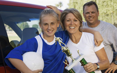 Youth sports parent orientation