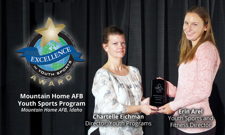 EXCELLENCE AWARD WINNER: MOUNTAIN HOME AFB YOUTH SPORTS PROGRAM