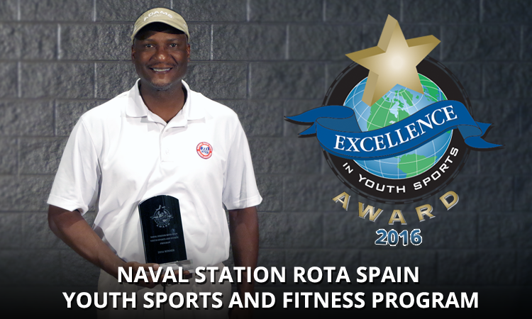 EXCELLENCE AWARD: NAVAL STATION ROTA SPAIN