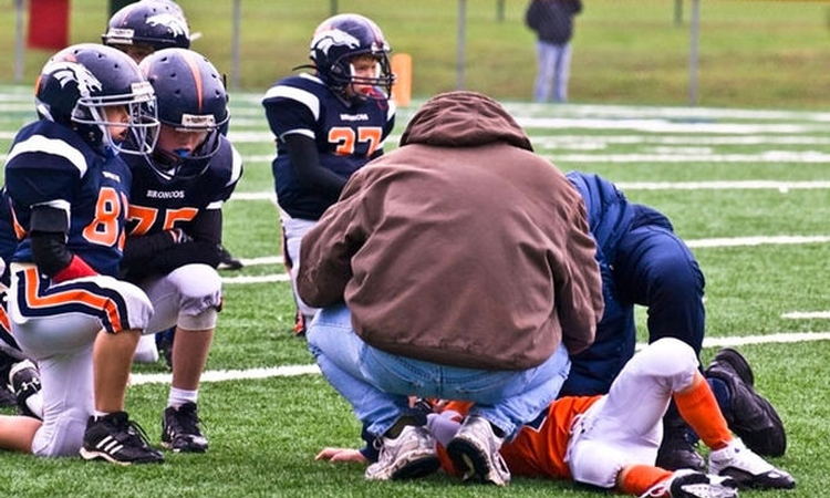 Concussion protocols for kids need vision evaluation added, study says