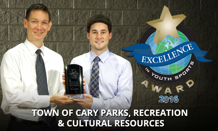 EXCELLENCE AWARD: TOWN OF CARY PARKS, RECREATION & CULTURAL RESOURCES