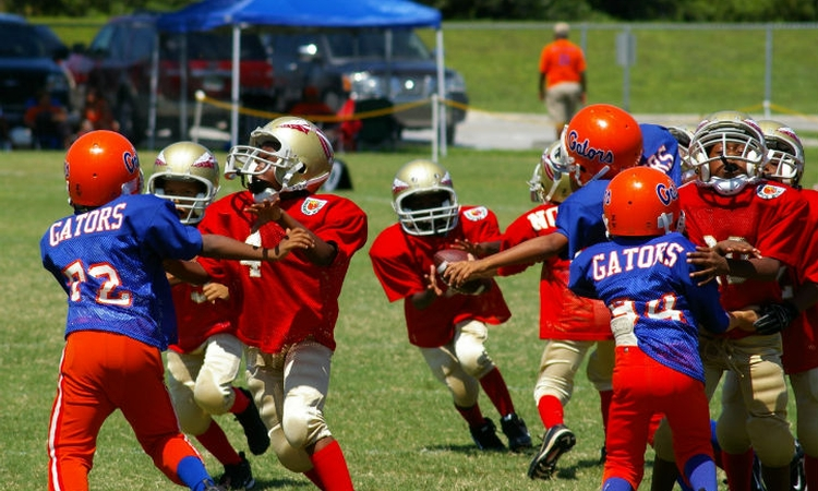 New CDC study compares head impacts in youth tackle and flag football
