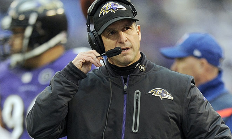 JOHN HARBAUGH: Give young athletes something to talk about