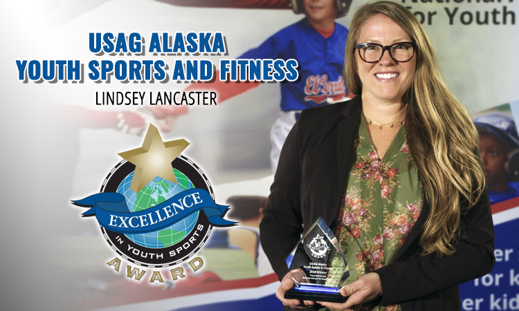 EXCELLENCE AWARD: USAG Alaska Youth Sports & Fitness
