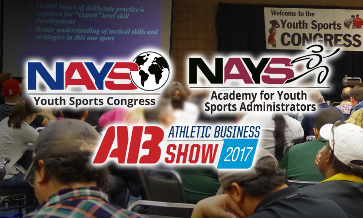 Enter TODAY for a shot to win a FREE trip to the Youth Sports Congress