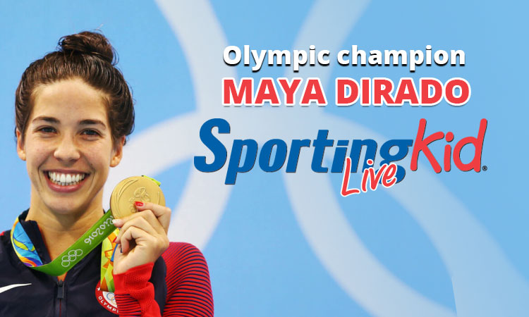 Maya's Memories: Olympic champ reflects on youth sports experiences