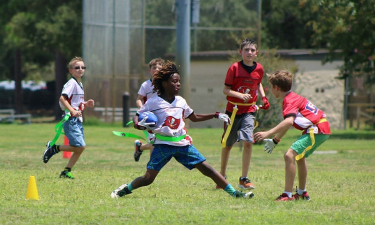 EXCELLENCE AWARD WINNER: Hurlburt Field Youth Sports Program