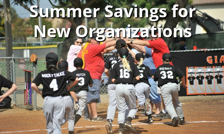 Summer savings for new organizations - $100 off NAYS Coach memberships