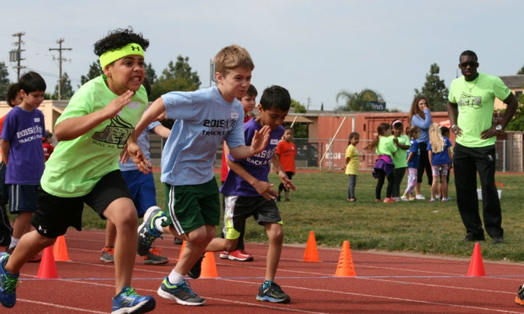 Vigorous physical activity = improved arterial health in kids